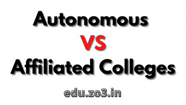 affliliated vs autonomous