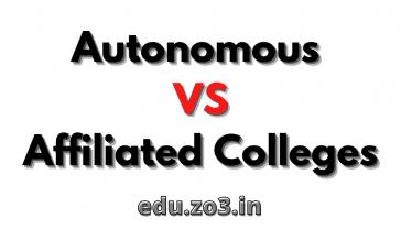 affliliated vs autonomous
