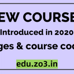 new btech courses branches eamcet